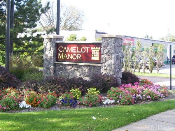 Camelot Manor Mobile Home Park in Grand Rapids, MI