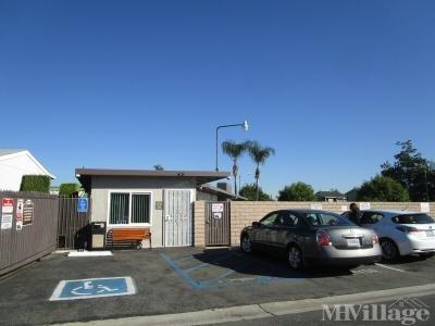 Mobile Home Park in Norwalk CA