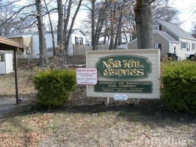 Mobile Home Park in Weymouth MA