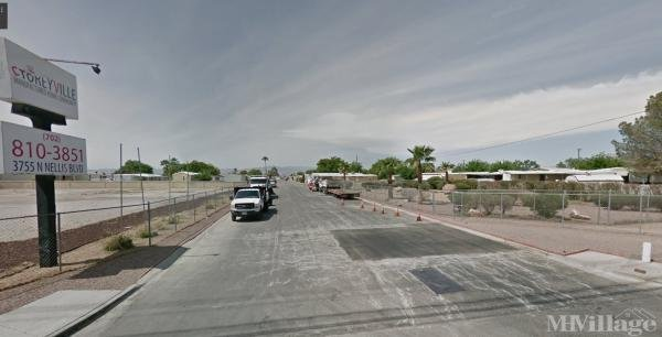Photo 0 of 2 of park located at 3755 North Nellis Boulevard Las Vegas, NV 89115