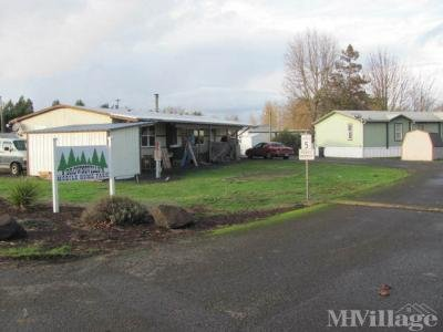 Mobile Home Park in Brownsville OR