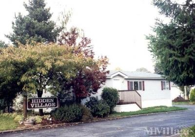 Mobile Home Park in Beaverton OR