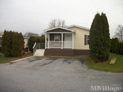 Mobile Home Park in Myerstown PA