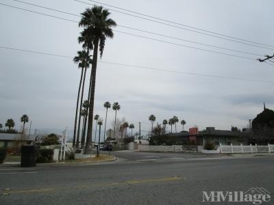 Mobile Home Park in Loma Linda CA