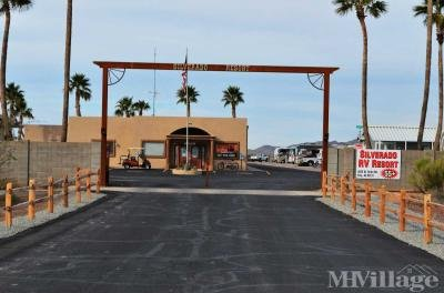 Mobile Home Park in Eloy AZ
