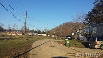 Mobile Home Park in Maynardville TN