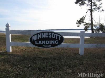 Mobile Home Park in Minnesott Beach NC