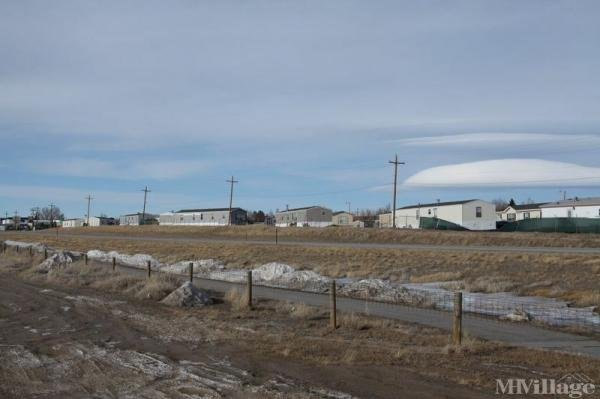 Trails End Mobile Home Park in Rawlins, WY