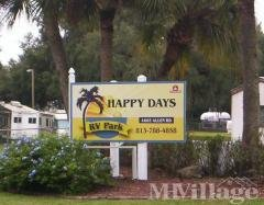 Photo 1 of 20 of park located at 4603 Allen Road Zephyrhills, FL 33541