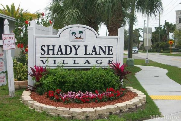 Shady Lane Village Mobile Home Park in Clearwater, FL