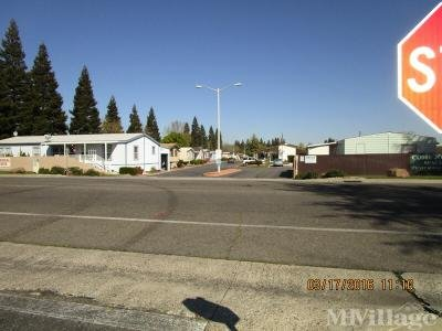 Mobile Home Park in Sacramento CA