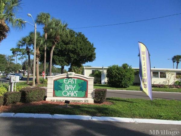 East Bay Oaks Mobile Home Park in Largo, FL