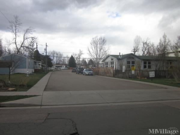 Mapleton Park Mobile Home Park in Boulder, CO
