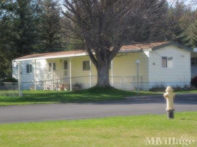 Mobile Home Park in Deer Park WA