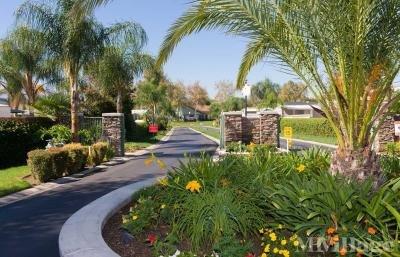 Mobile Home Park in Riverside CA