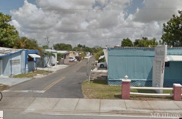 Photo of Holiday Acres Mobile Home Park, Hialeah, FL