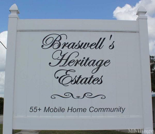 Photo of Braswell's Heritage Estates, Sebring, FL