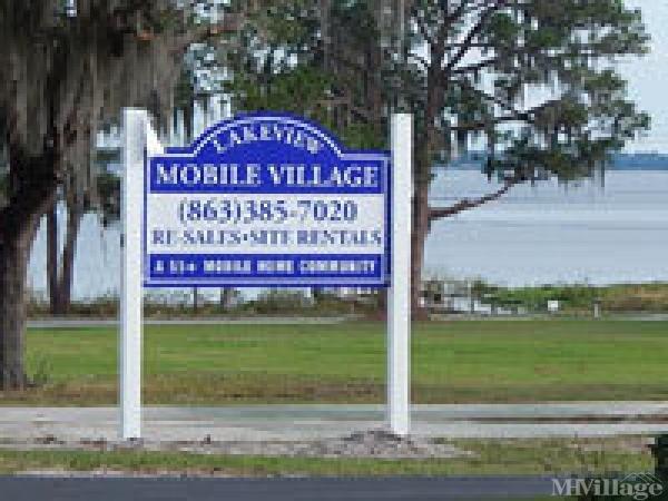 Photo of Lakeview Mobile Village, Sebring, FL