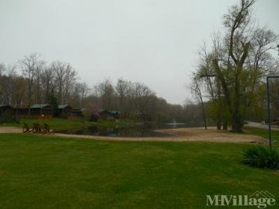 Mobile Home Park in Three Oaks MI