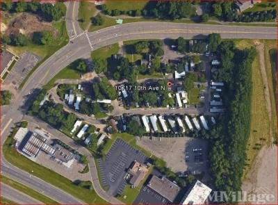 Mobile Home Park in Plymouth MN