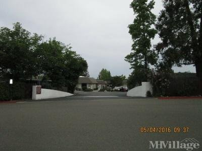 Mobile Home Park in Folsom CA