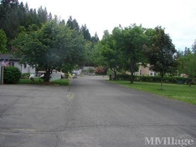 Mobile Home Park in Dunsmuir CA