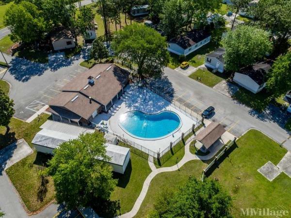 Continental Village Mobile Home Park in Jacksonville, FL