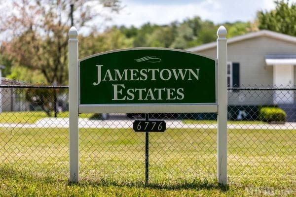 Jamestown Estates Mobile Home Park Mobile Home Park in Jacksonville, FL