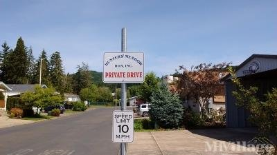Mobile Home Park in Sheridan OR