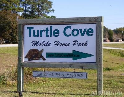 Mobile Home Park in Hubert NC