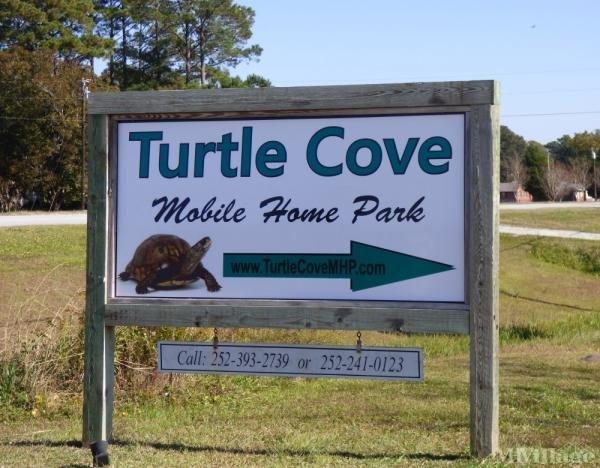 Photo of Turtle Cove mobile home park, Hubert, NC