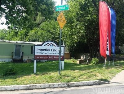Mobile Home Park in Lexington KY