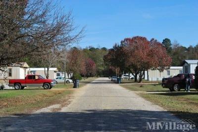Mobile Home Park in Lillington NC