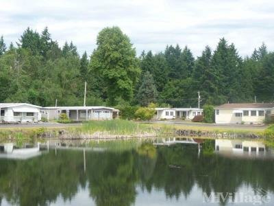Mobile Home Park in Tumwater WA