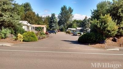Mobile Home Park in Stayton OR