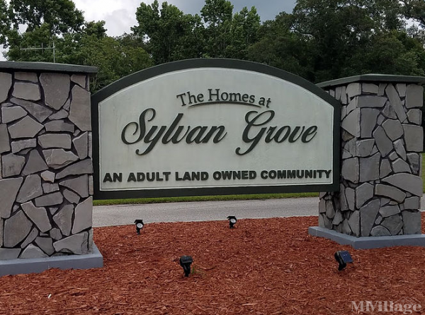 Sylvan Grove Mobile Home Park in Brooksville, FL