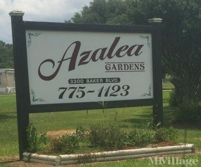 Azalea Gardens Mobile Home & Rv Park