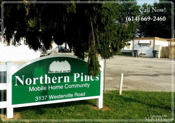 Northern Pines Mobile Home Park Mobile Home Park in Columbus, OH