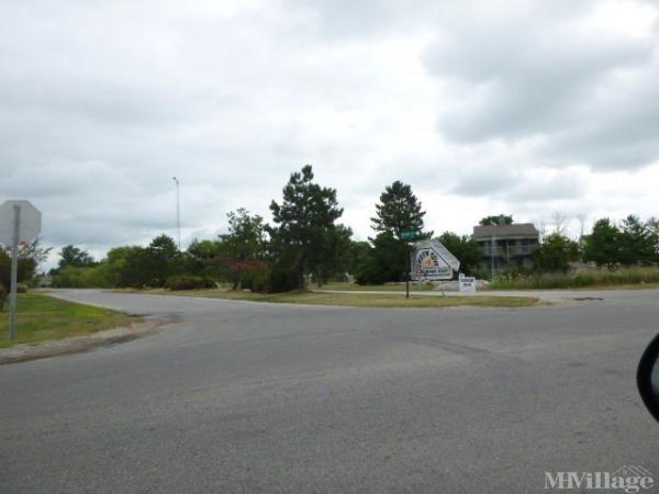 Green Cove Villa Mobile Home Park in Oak Harbor, OH