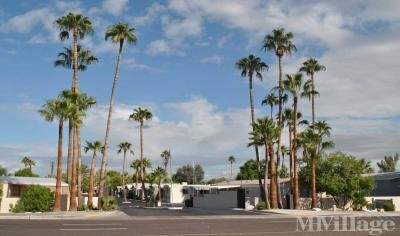 Mobile Home Park in Tempe AZ