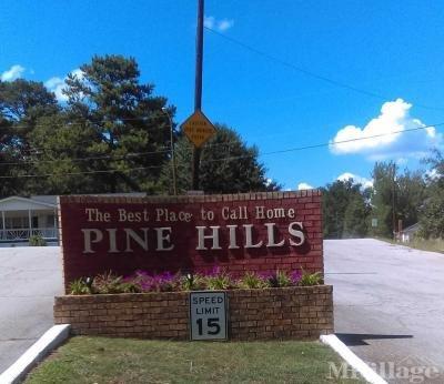 Mobile Home Park in Stockbridge GA