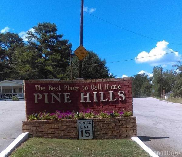 Photo of Pine Hills Mobile Home Park, Stockbridge, GA