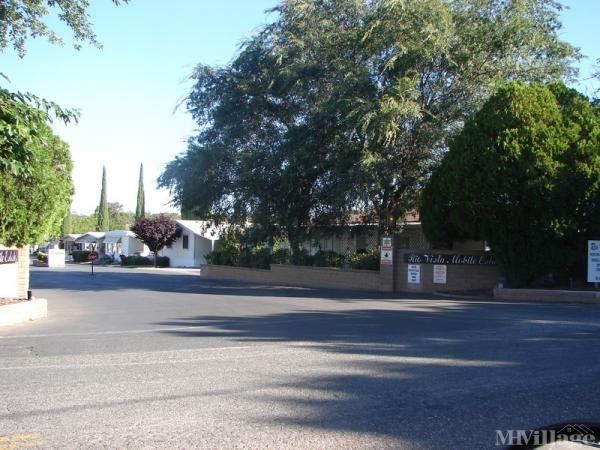Photo of River Ranch Mobile Home Park, Red Bluff, CA