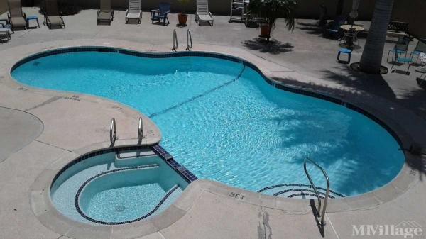 Autumn Acres RV Resort Mobile Home Park in Brownsville, TX
