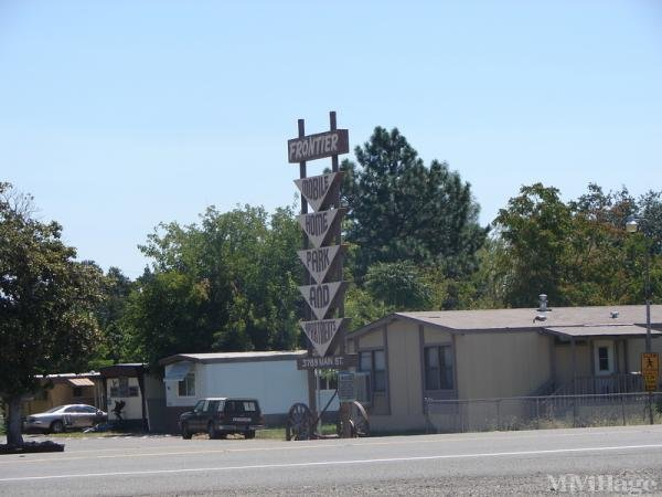 Photo of Frontier Mobile Home Park, Cottonwood, CA