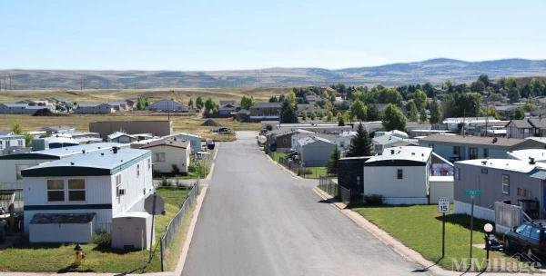 Breazeale Mobile Home Park in Laramie, WY