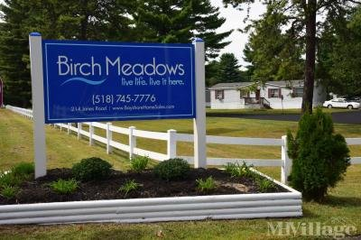 Birch Meadows Welcome