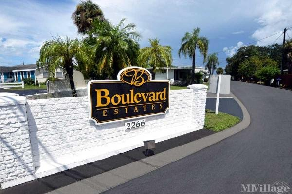 Photo of Boulevard II Mobile Home Community, Clearwater, FL