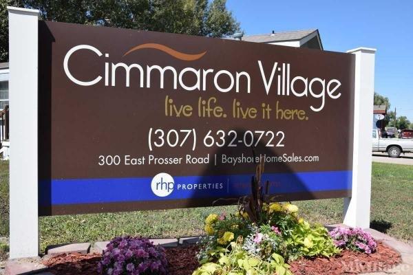 Cimmaron Village Mobile Home Park in Cheyenne, WY