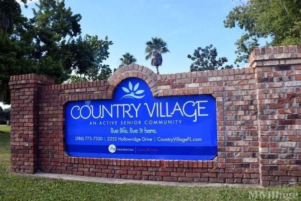 Photo of Country Village, Orange City, FL